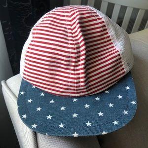 Patriotic George hat
